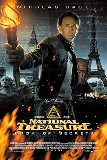 Picture of a movie: National Treasure: Book Of Secrets