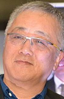 Picture of an author: Katsuhiro Otomo
