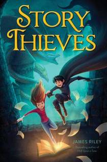 Picture of a book: Story Thieves