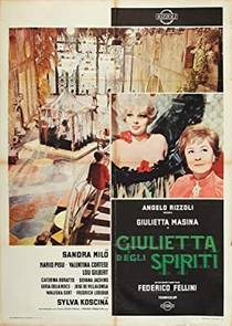 Picture of a movie: Juliet Of The Spirits