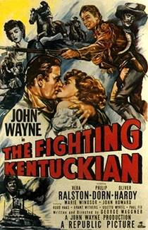 Picture of a movie: The Fighting Kentuckian