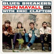 Picture of a band or musician: John Mayall & The Bluesbreakers
