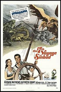 Picture of a movie: The 7th Voyage Of Sinbad