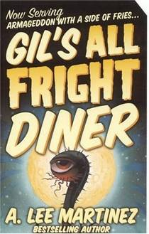 Picture of a book: Gil's All Fright Diner