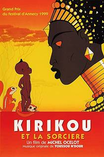 Picture of a movie: Kirikou And The Sorceress