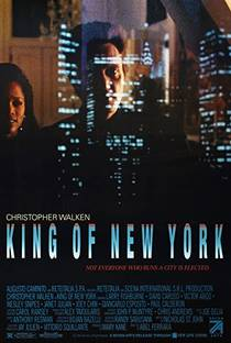 Picture of a movie: King Of New York