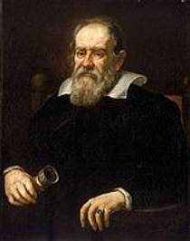 Picture of an author: Galileo Galilei