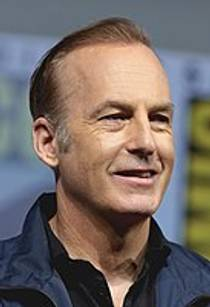 Picture of an author: Bob Odenkirk