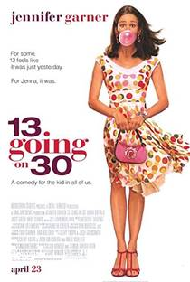 Picture of a movie: 13 Going On 30