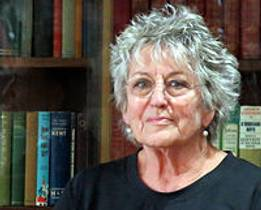 Picture of an author: Germaine Greer