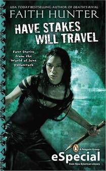 Picture of a book: Have Stakes, Will Travel