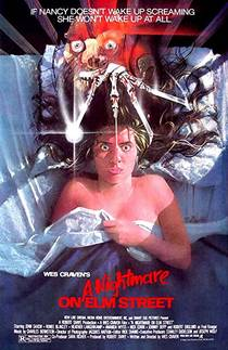 Picture of a movie: A Nightmare On Elm Street