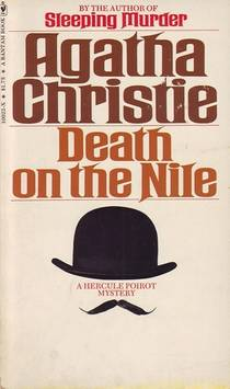 Picture of a book: Death On The Nile
