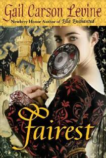 Picture of a book: Fairest