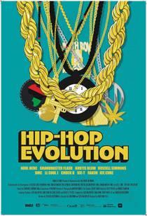 Picture of a TV show: Hip-Hop Evolution