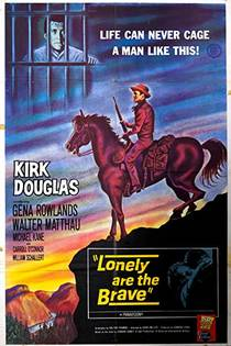 Picture of a movie: Lonely Are The Brave