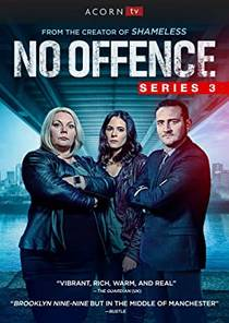 Picture of a TV show: No Offence
