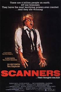 Picture of a movie: Scanners