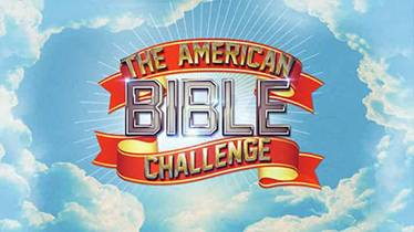 Picture of a TV show: The American Bible Challenge