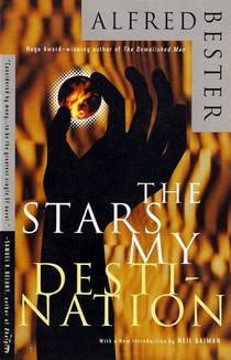 Picture of a book: The Stars My Destination