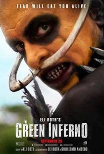 Picture of a movie: The Green Inferno