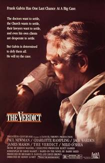 Picture of a movie: The Verdict