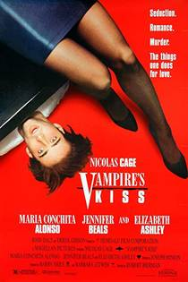 Picture of a movie: Vampire's Kiss