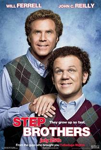 Picture of a movie: Step Brothers