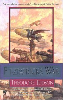 Picture of a book: Fitzpatrick's War