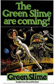 Picture of a movie: The Green Slime