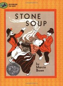 Picture of a book: Stone Soup