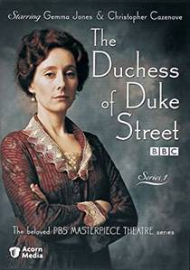 Picture of a TV show: The Duchess Of Duke Street