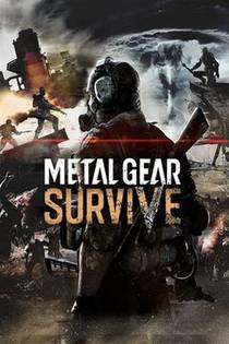 Picture of a game: Metal Gear Survive