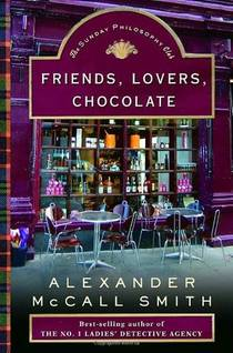 Picture of a book: Friends, Lovers, Chocolate