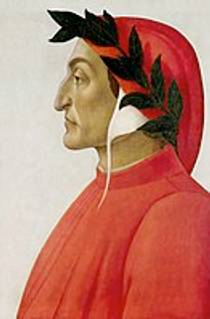 Picture of an author: Dante Alighieri