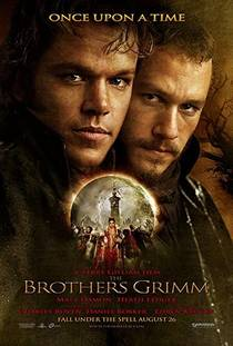 Picture of a movie: The Brothers Grimm