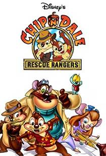Picture of a TV show: Chip 'n' Dale Rescue Rangers