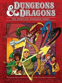 Picture of a TV show: Dungeons & Dragons