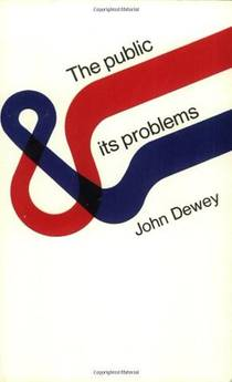 Picture of a book: The Public And Its Problems