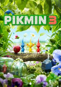 Picture of a game: Pikmin 3