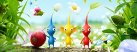 Image of Pikmin 3