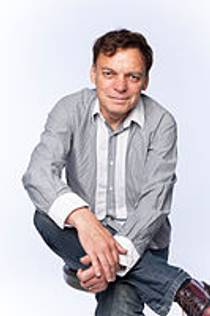 Picture of an author: Graeme Simsion