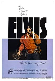 Picture of a movie: Elvis: That's The Way It Is