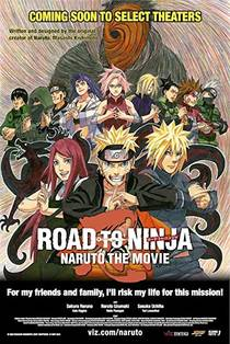 Picture of a movie: Road To Ninja: Naruto The Movie