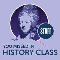 Picture of a podcast: Stuff You Missed In History Class