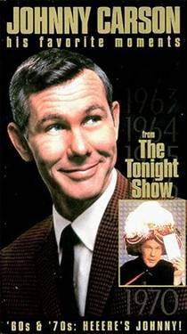 Picture of a TV show: The Tonight Show Starring Johnny Carson