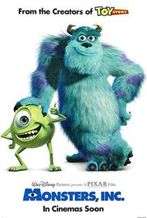 Picture of a movie: Monsters, Inc.