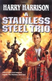 Picture of a book: A Stainless Steel Trio