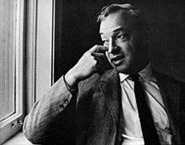 Picture of an author: Saul Bellow