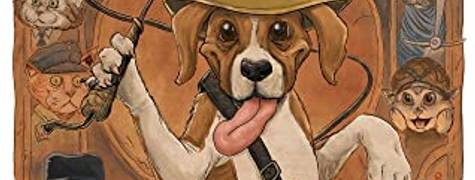 Image of Indiana Bones And The Raiders Of The Lost Bark